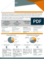 FactSheet - FIBRA Credicorp Capital