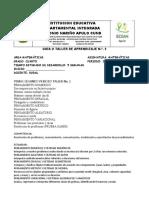 MATEMATICAS 4° IIP 2 PARTE RURAL