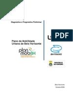 PlanMob-BH - Diagnóstico Consolidado