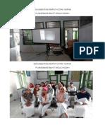 Foto Rapat Kotak Saran Puskesmas Bukit Wolio Indah