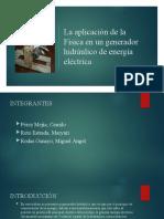 La aplicación de la Física en un generador