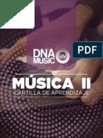 Cartilla Música 2