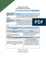 Ficha descriptiva Primaria-Secundaria