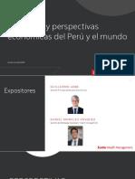 Mercados y perspectivas económicas del Perú y el mundo_Scotia Wealth Management