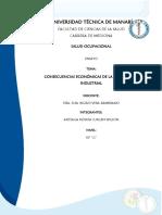 TAREA 2 CONSECUENCIAS ECONÓMICAS DE LA REVOLUCIÓN INDUSTRIAL