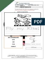 worksheet ago 08 kites