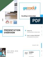 Internship Excellence_GoCrackIt_2020 Deck