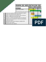 cronograma de proyecto