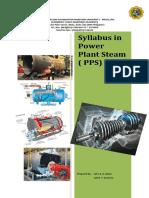 syllabus PPS 1