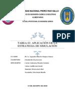 EJERCICIO DEL REACTOR CSTR
