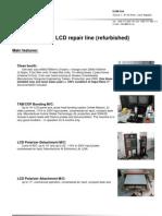 17in Lcd Repair Line