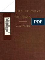 A.E_Waite_-_The_Secret_Doctrine_in_Israel