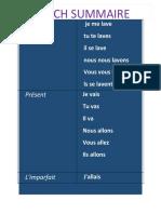 French summary