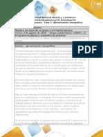 Formato respuestas - Fase 5 -Aproximación etnográfica