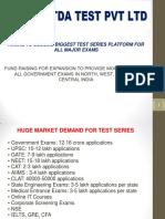 TDA Test Deck