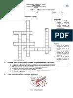 La química y sus ramas auxiliares