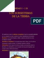 SUBSISTEMAS DE LA TIERRA 6