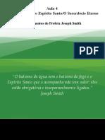 Ensinamentos Profeta Joseph Smith - Lição 4