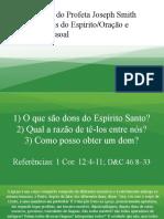 Ensinamentos Do Profeta Joseph Smith - Lição 5
