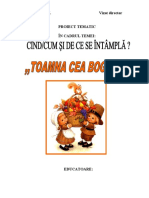 proiect toamna gr. mare