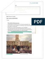 Ciencias Sociales- Lunes 10 de agosto de 2020