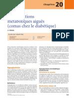 Diabétologie