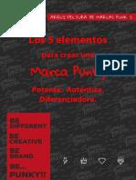 Workbook_Los 5 Elementos de una Marca Punky