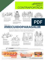 #MeCuidoParaSalir