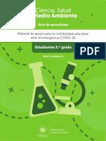 Ciencia, Salud y Medio Ambiente