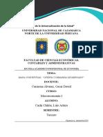 MAPA CONCEPTUAL - OFERTA Y DEMANDA DE MERCADO