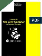 Cobertes de The Long Goodbye de Raymond Chandler