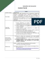 Examen Parcial Consigna y Rúbrica