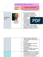 MODELO CURRICULAR- MAPA