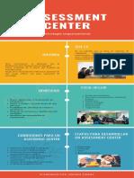 assessment center Infographic