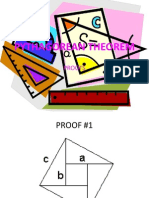 Pythagorean Theorem (Proofs)