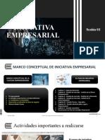 SESIÓN 3 - CREATIVIDAD E INNOVACIÓN Y MODELOS DE NEGOCIO