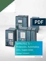 EMDG-C10028-02-7800_SIPROTEC 5_ES