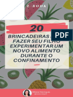 EBOOK 20 MANEIRAS