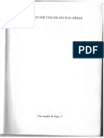 Andreas Salome Lou - Fredrich Nietzsche En Sus Obras.pdf