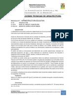 ESPECIFICACIONES TECNICAS ARQUITECTURA.pdf