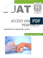 ACCESO VASCULAR PERIFERICO 2016(1)