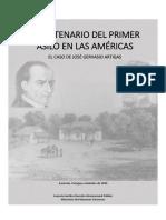 Artigas - Primer Asilo en PY - Marco Jurídico