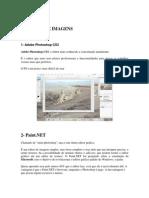 Programas para Edição de Imagens