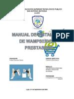 Manual WampServer Prestashop