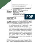 AUTO MEDIDA DE PROTECCION