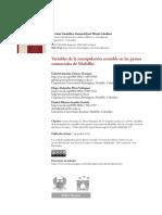 VARIABLES MANIPULACION DE LAS PYMES