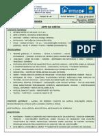 1 ANO - EJA AULA 5 - ARTE NA GRÉCIA - FUNDAMENTAÇÃO