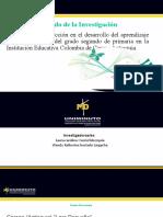 DIAPOSITIVAS PARA SOCIALIZAR PROYECTOS -2020