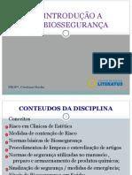 Aula introdução a biosegurança 25.05