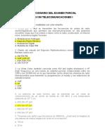 EXAMEN PARCIAL EE513M_TELECOMUNICACIONES I-SOLUCIONARIO_(14 preguntas y 2 problemas)_13-08-2020 (2)